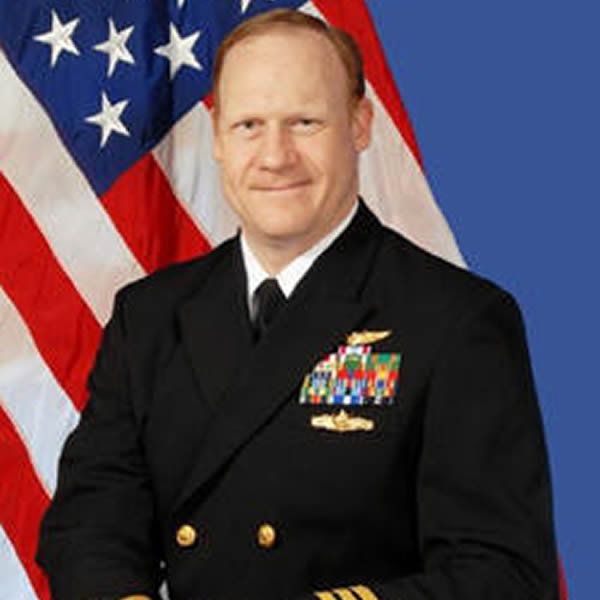 Captain William H. Clarke