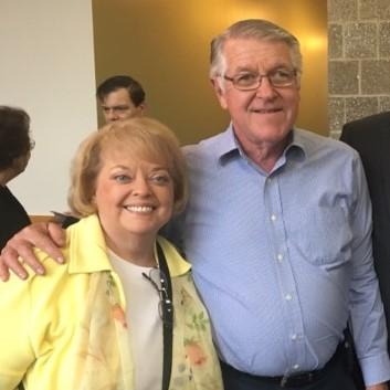 Jim & Barbara Frawley